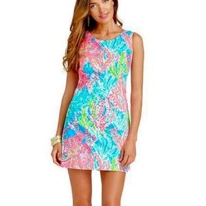 HOLY GRAIL Lilly Pulitzer Lets Cha Cha Delia Dress